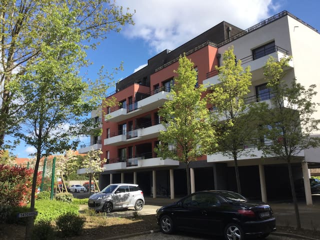 Appartement de standing et terrasse - Saint-Omer - Apartment