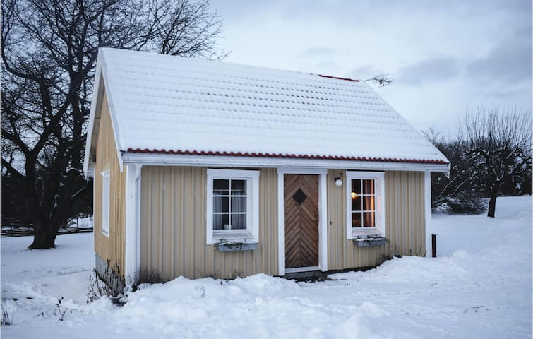 Holiday cottage with 1 bedroom on 35 m² in Vimmerby