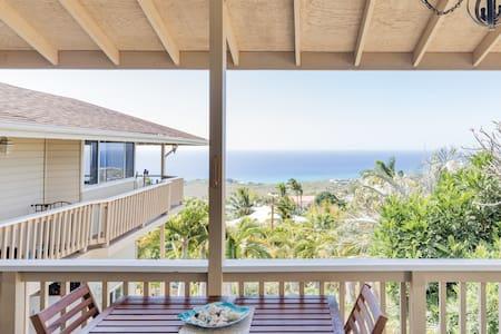 Ocean View Studio with Canopy Balcony