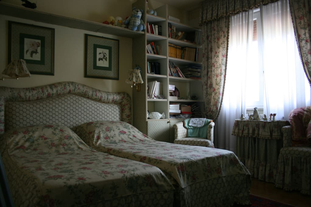 Stanza doppia con due letti singoli/ Twin room
