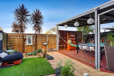 Holiday at home away from home - Yarraville
