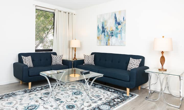 One Bedroom Galore-Fully Furnished