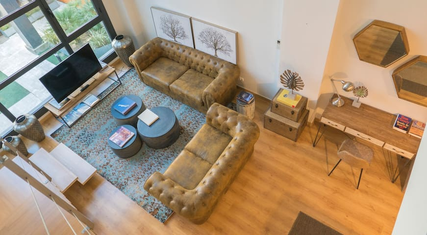 BRIGHT LUXURY LOFT - Madrid - Apartment