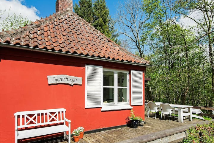 Charming Holiday Home in Jutland with Terrace