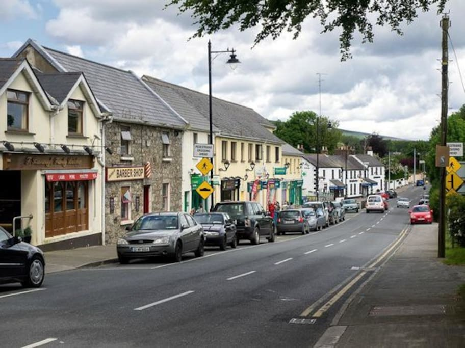 Roundwood Village Main Street