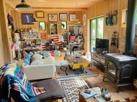 American Vintage House