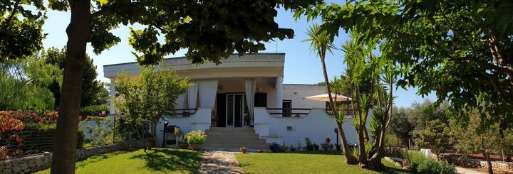 sisters' villa