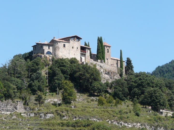 Medieval Castle for 16 persons