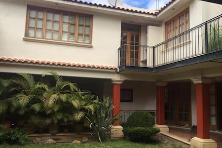 Habitación independiente y tranquila - 瓦哈卡