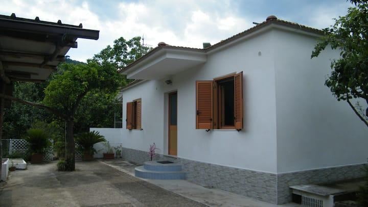 Casa con giardino a Sant'Agnello
