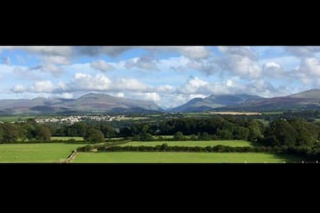 Farm house with amazing views - Isle of Anglesey