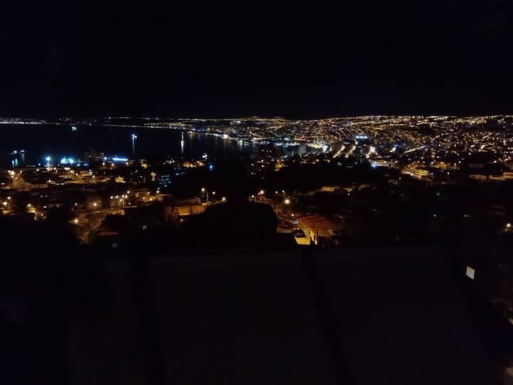 Valparaiso arriendo hogar con hermosa vista
