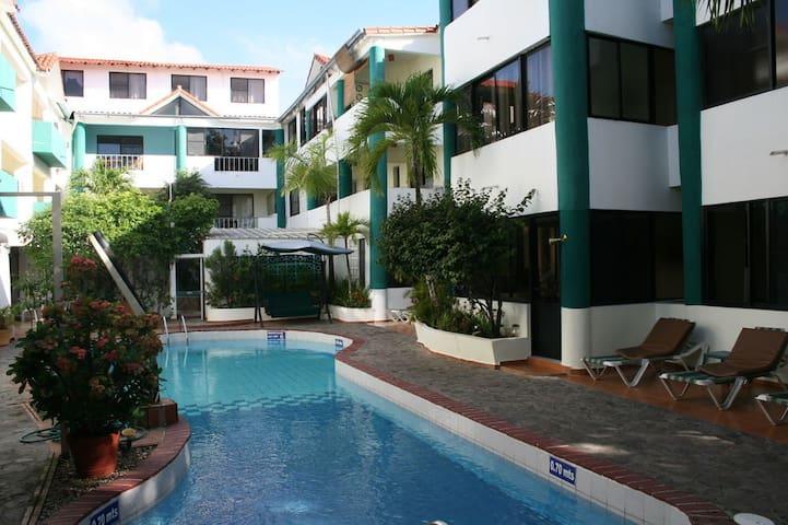 Great holiday apartment in Sosua.  Walk everywhere - Sosúa - Leilighet