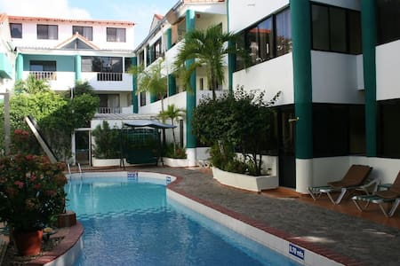 Great holiday apartment in Sosua.  Walk everywhere - Sosúa
