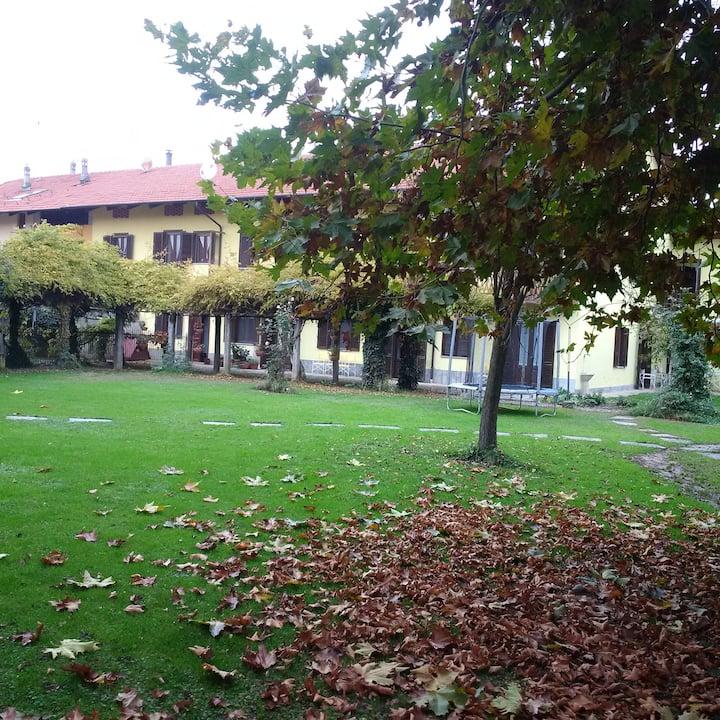 Alloggio nelle vicinanze areoporto di Torino