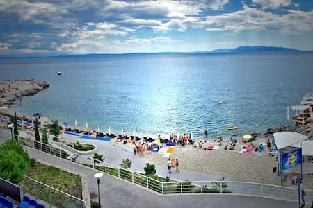 Fragola(strawberry) apartment with private parking - Rijeka - House
