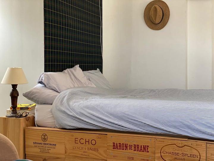 Appartement lumineux au cœur du 6éme, Paris !