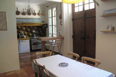 Gites le Riziéres, maison de charme en Camargue