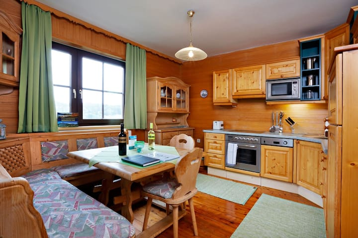 Haus W5 (Sankt Sebastian), Appartement Immergrün