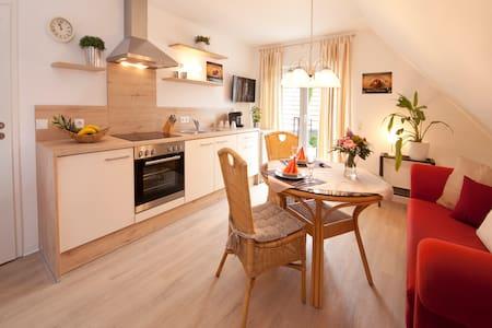 Sonnige Wohnung mit Balkon in Spöck - Stutensee-Spöck