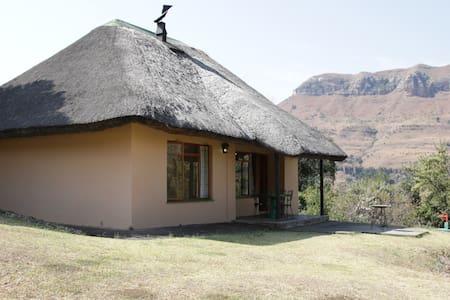 Upper Drakensberg Royal Natal Cottage 110 (Slf Sv)