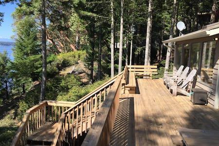 Private Waterfront Getaway - Lakebay - House