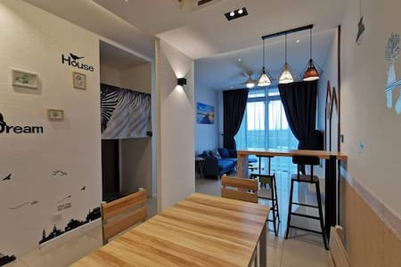 2Bedrooms with Contemporary Design Aerovale Suite