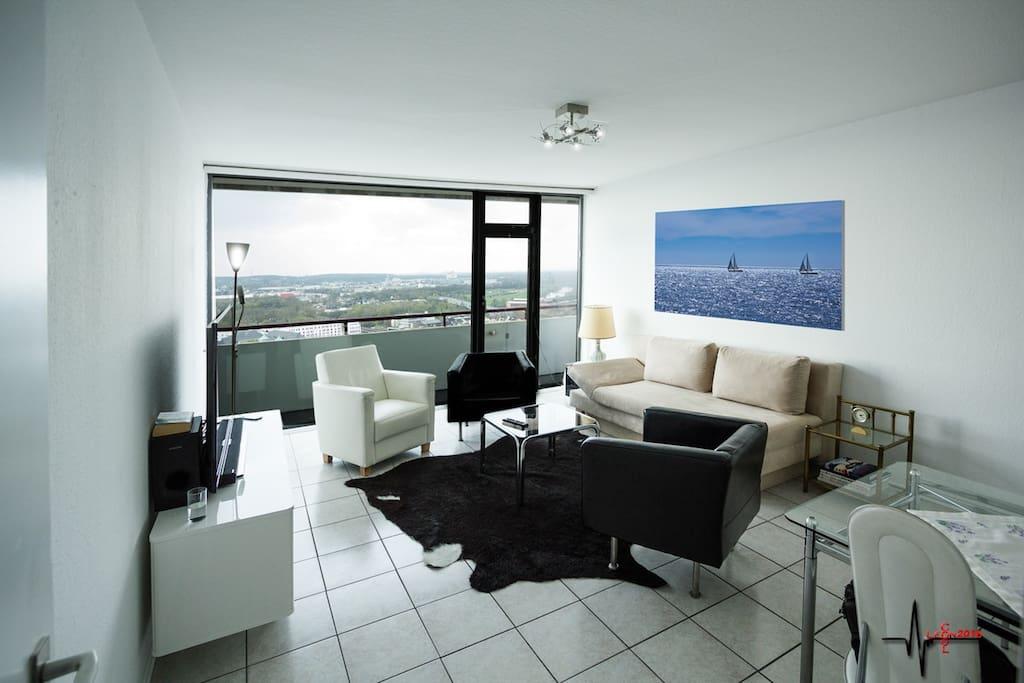 floor 21 wohnen in 100 meter h he condos zur miete in m lheim an der ruhr nordrhein. Black Bedroom Furniture Sets. Home Design Ideas