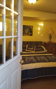 Great  clean comfortable place close to  Metro - Derwood - Daire