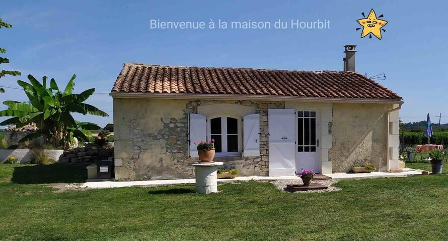 Maison du Hourbit  au cœur des vignes