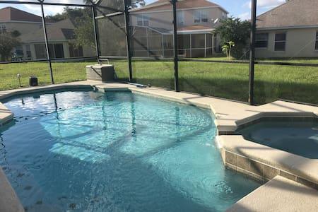 Beautiful home near Orlando - Kissimmee - Huis