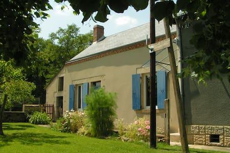 Maison de campagne en Berry - Feusines - Casa