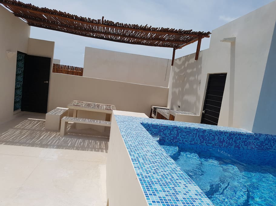 Roop TopPrivado / Private Roof Top