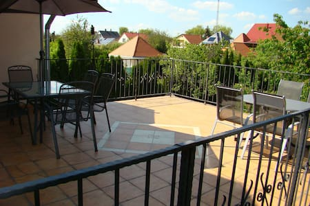 Violetta apartman-terasz - Keszthely