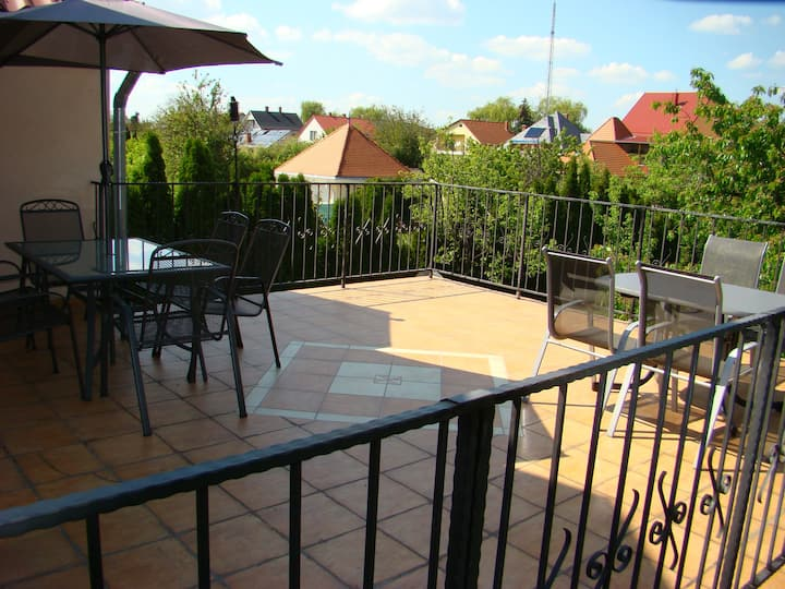 Violetta apartment-terrace