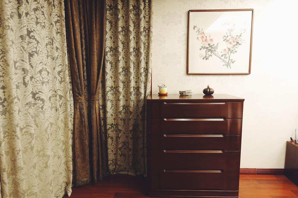 卧室一角~