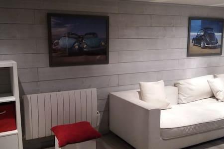 Chambre + coin salon sur thonon - Thonon-les-Bains