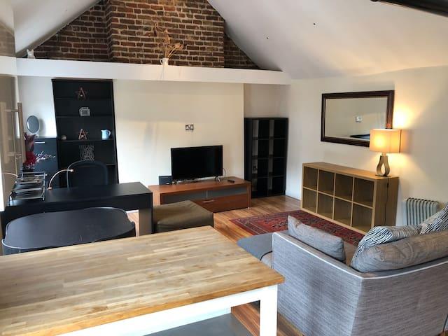 Mini penthouse in Marylebone