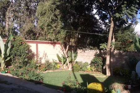 Mam's House - Addis Ababa