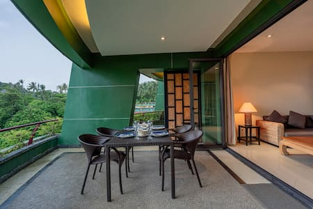 Wonderful 2 Bedroom Garden View Over Kata Beach