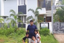 Mr Mohamed Hamati and family from Saudi Arabia had enjoyed their stay at Bethel Gardens.