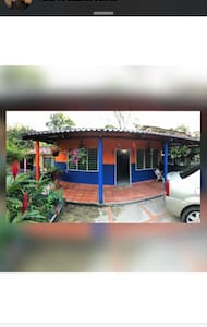 CABAÑA TIERRA PROMETIDA - Minca