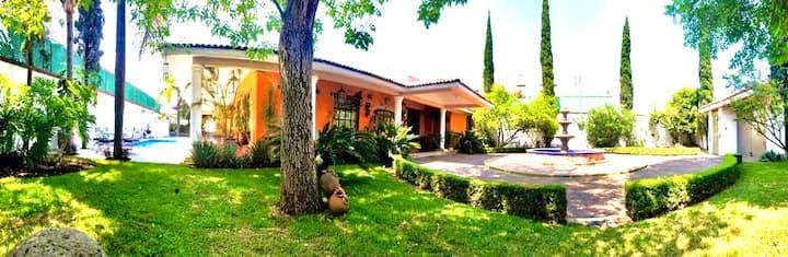 Habitación Espectacular en Gran Casona el Fresno