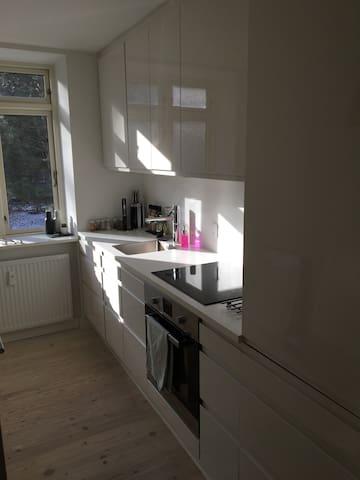 Lækker lejlighed i Aarhus C, Harald Jensens Plads - Орхус - Квартира