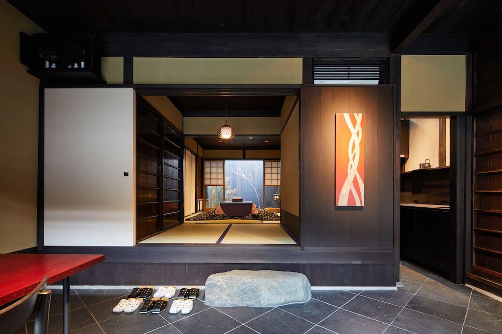 和室/Japanese style room/日式房间