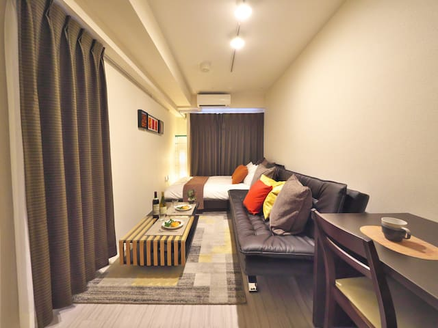 SALE★Brand New In Downtown★Close to subway★WiFi★