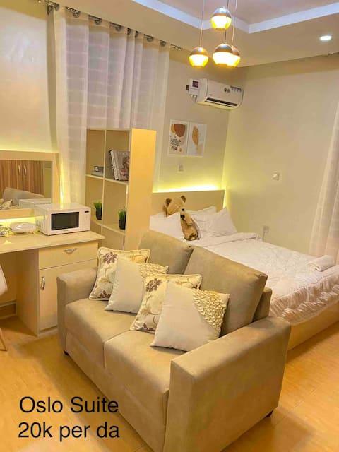 Oslo Studio Apartment Enugu