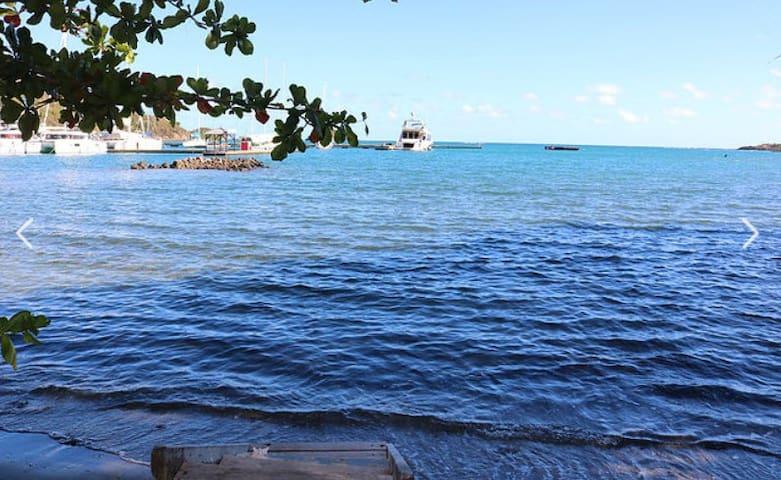virtually  private beach