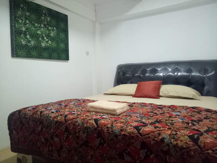 T-Rooms Homestay Palembang @2 kamar tidur