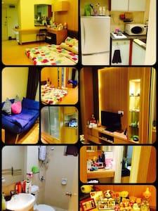 Cozy studio apartment in Mayfair Service Apartment - Kuala Lumpur - Obsługiwany apartament